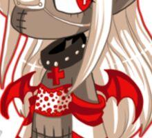Demon Nurse Sticker