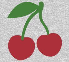 Red cherries Kids Tee