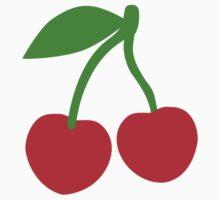 Red cherries by Designzz