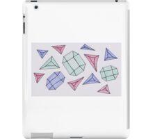Scattered Gems iPad Case/Skin
