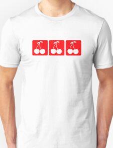 Red cherries casino T-Shirt