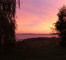 Lake Colac Sunrise by BevB