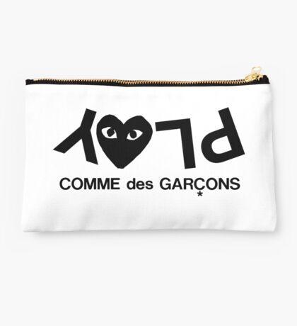Comme Des Garçons Play Studio Pouch