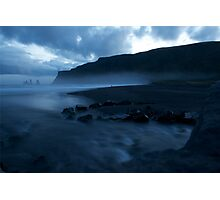 Vík, Iceland Photographic Print