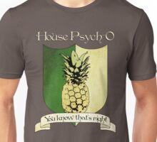 House Psych-O Crest Unisex T-Shirt