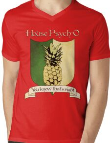 House Psych-O Crest T-Shirt