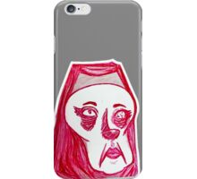 Nun of Your Business iPhone Case/Skin
