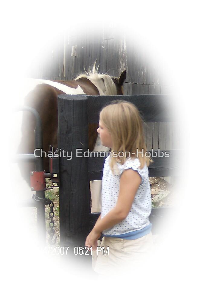 Haley on the Farm by Chasity Edmonson-Hobbs