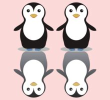 PENGUIN PAIR Kids Tee