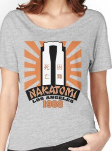 Nakatomi, 1988 Women's Relaxed Fit T-Shirt