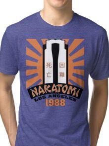 Nakatomi, 1988 Tri-blend T-Shirt