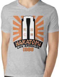 Nakatomi, 1988 Mens V-Neck T-Shirt