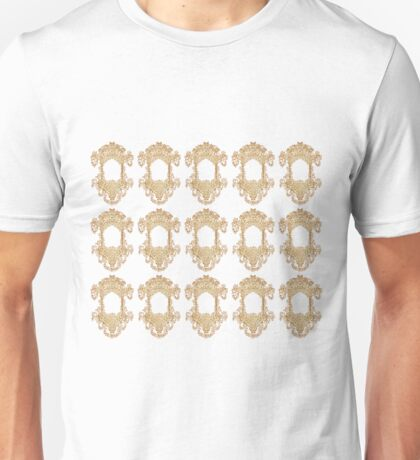 vintage design gold  Unisex T-Shirt