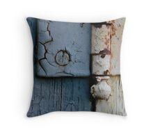 Time-Worn Throw Pillow