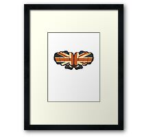 Great Britain! Framed Print