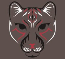 Tribal Ocelot by KingCobra013
