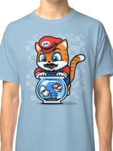 It's A ME-OW, Mario! Classic T-Shirt