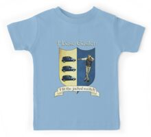 Psych House Guster Crest Kids Tee