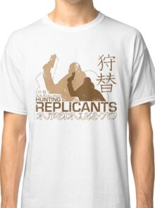 Hunting Replicants Classic T-Shirt