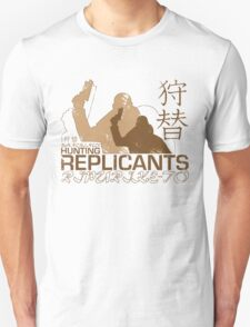 Hunting Replicants T-Shirt