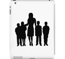Childcare Worker iPad Case/Skin