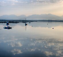 Roundstone Ireland overlooking the Connamara by Kevin Hart