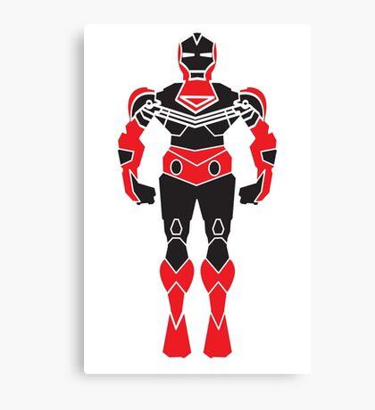 SuperHero Revolution Canvas Print