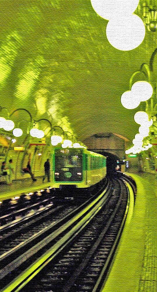 Subway by Erika Benoit