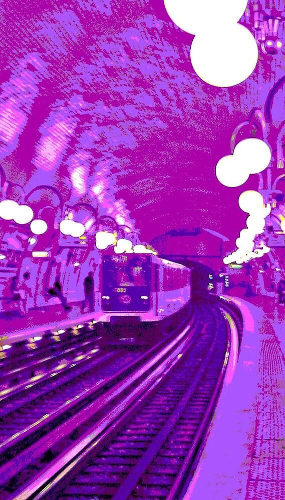 Subway (altered) by Erika Benoit