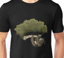 Glitch Groddle Land sloth Unisex T-Shirt