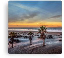 Wake up for Sunrise in California Canvas Print