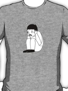 I'm Freaking Out - Black & White T-Shirt