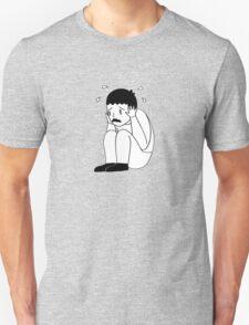 I'm Freaking Out - Black & White Unisex T-Shirt
