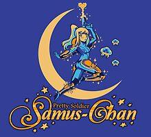 Pretty Soldier Samus by savagesparrow