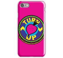 TurnUP - the Eighties! iPhone Case/Skin