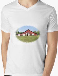 Lonely Days Mens V-Neck T-Shirt