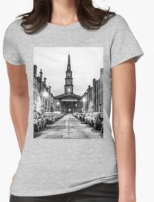 HDR Church Womens Fitted T-Shirt