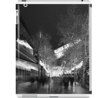 Southbank & Jeff's shed BW iPad Case/Skin