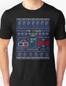 Who Christmas Sweater Unisex T-Shirt
