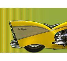 Retro Bike Photographic Print
