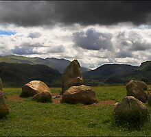 Castlerigg - The Cave by PaulBradley