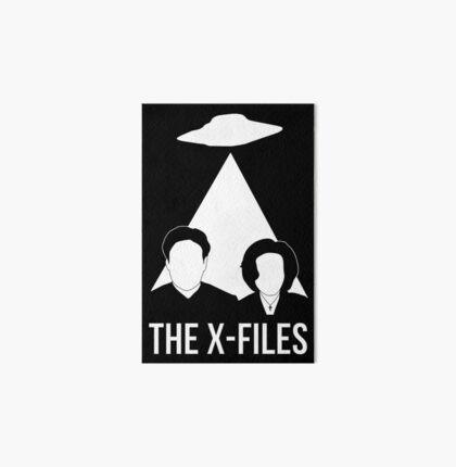 The X-Files Art Board
