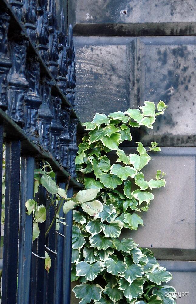 Menage a trois - Edinburgh style by peteyeti