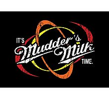 It's Mudder's Milk Time Photographic Print