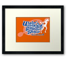 Space Channel 5 Framed Print