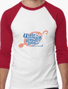 Space Channel 5 Men's Baseball ¾ T-Shirt