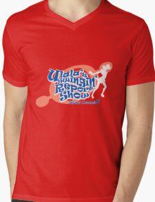 Space Channel 5 Mens V-Neck T-Shirt
