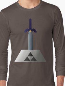 The Master Sword Long Sleeve T-Shirt