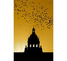 HOLY SUNRISE (BELIEF) Photographic Print