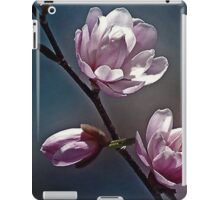 Harpo's Blues (I Wish I Was A Willow) iPad Case/Skin